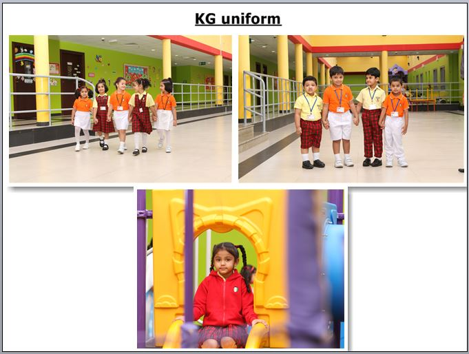 KG Uniform
